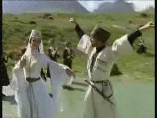 Ингушский Танец жениха и невесты