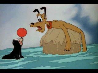 6 серия. Pluto's Playmate (1941)