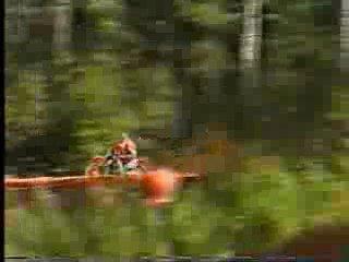 Супер кубок России по мотокроссу.Березовая гора,Крестцы.1996 год.