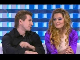 Алексей Ягудин и Мария Кожевникова Лёд и пламя.Мировые легенды 12.12.10