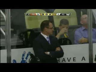 Claude Giroux breakaway goal 10-7-10
