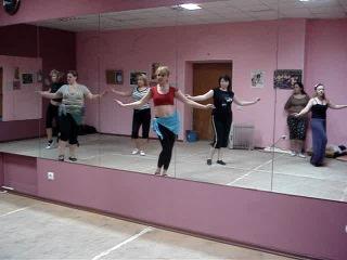 танцевальная схема для группы 1-го года обучения.