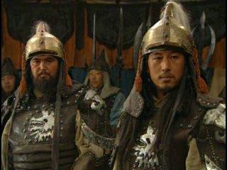 Чингисхан (2006) 22 серия