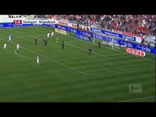 Бундеслига 2010/11. 4 тур. Штутгарт – Боруссия М – 7:0 (Повесть о деревянном хет-трике Погребняка)))