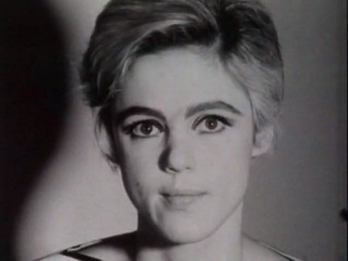 Andy Warhol Screen Test: Edie Sedgwick
