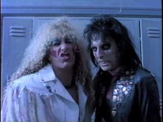 Twisted Sister & Alice Cooper - Be Cruel To Your School