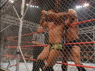 • [WU] WWE Taboo Tuesday 2004 - Randy Orton vs. Ric Flair (Steel Cage Match) •