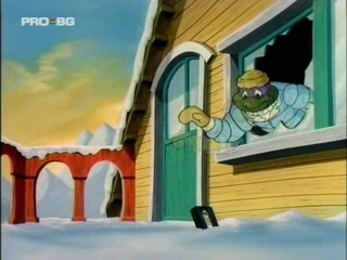 Teenage mutant ninja turtles - s07e03 - a real snow job