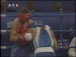 Сидней 2000.Финал.Бекзат Саттарханов(KAZ)-Ricardo Juarez(USA)57кг