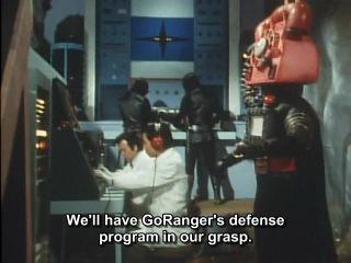 Goranger episode 52 (subbed)