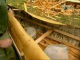 Искусство Выживания Рэя Мирса: Каноэ из бересты / Ray Mears Bushcraft - Birchbark Canoe (2 Сезон, 1 Серия)