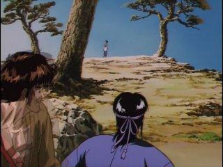 Полнометражный (1993) демоны темного сёгуна( анимеужастик) единственный фильм, который можно смотреть до бесконечности