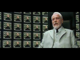 Отрывок «Смысл из фильма Матрица 2: Революция» - МАТРИЦА 2: РЕВОЛЮЦИЯ