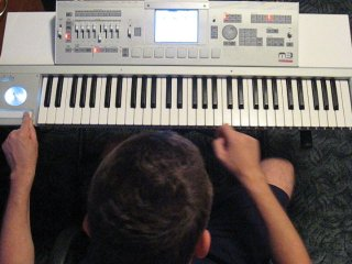 Epidemia Vremia Vybora Keyboards