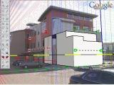 Техники Google SketchUp. 10.Совмещение фото. Часть 2 (Eng)