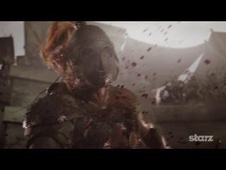 трейлер к фильму Спартак,боги арены