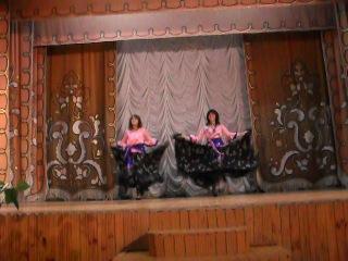 Цыганский танец. Дилә - Гүзәл.