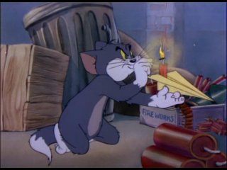 Tom and jerry - the yankee doodle mouse