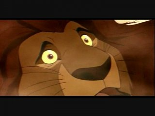 мой клип-король лев