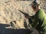 M16 от одной песчинки клинит?! А вот нагло врёте! Смотрим