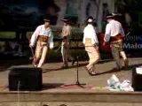 Polskie gorale. Taniec ludowy