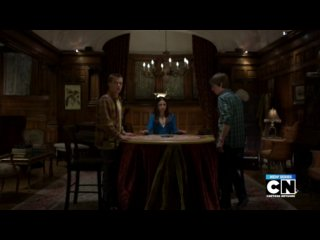 Unnatural History 1x09