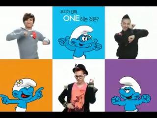 BIGBANG 「LG Optimus One」