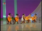 Корейский ансамбль гитар «Наш учитель детского сада»ЧУДО-ДЕТИ ИЗ г.ЧХОНДЖИНИ!