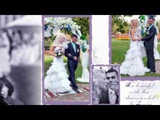 Свадебная книга - Евгений и Марина