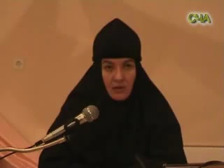 Монахиня Нина (Крыгина) -