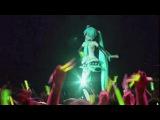 Концерт ГОЛОГРАММЫ!!! Выступление главного вокалоида Хатсуне Мику