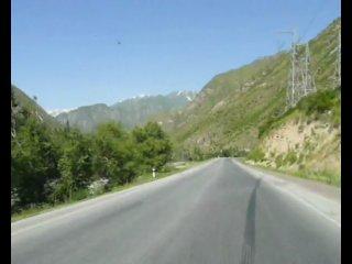 Путешествие из Киргизии до Таджикистана. Часть 1.