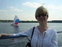 Людмила Хаева, 12 октября , Болохово, id8134355