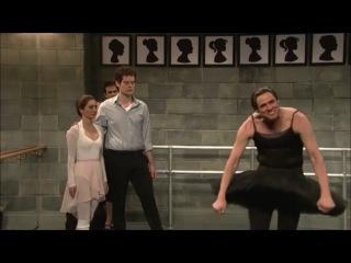 SNL Black Swan Skit With Jim Carrey
