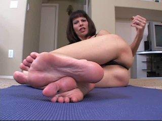 Wifecrazy  foot fetish XXX 85