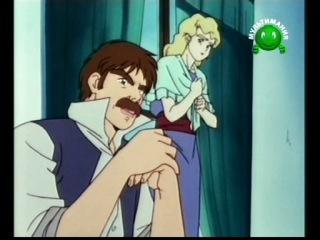 Легенда о Зорро (анимэ) 29 серия