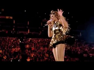 Beyonce - Irreplaceable(live)
