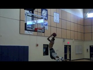 Shaun williams (mr. 5u00278u0027) dunk mix day 2 with the flip cam