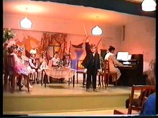 спектакль - муха-цокотуха (детская музыкальная школа №6)