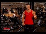Greg Plitt: Cardio Workout - MET-Rx Training