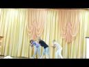 школа №61. хип-хоп.Наш танец.на день учителя