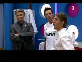 Угарный прикол про Реал Мадрид (Барса ГОВНО!)
