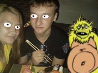 Писикак в ресторане )