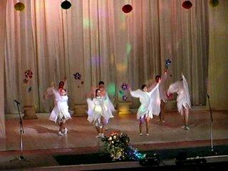 Волшебный мир танца.