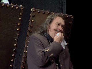 ШУТ БАЛАКИРЕВ (2002) - телеспектакль, траги комедия. Марк Захаров