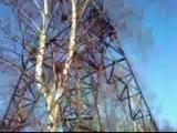 Прыжок Ранифа с 30-ти метровой вышки!