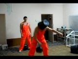 Гиревое жонглирование/ силовые жонглеры/ жонглирование гирями. Спортивный клуб