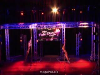Miss Pole Dance WA 2011 Bobbi's Perth Teachers