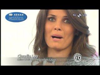 Andrea Montovoli a Miss Italia 2009 - 2 puntata