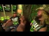 DX segment with Hornswoggle
